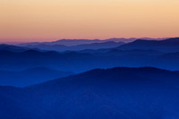 """New Morning"" - Great Smoky Mtns. NP, NC 2012"